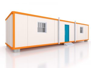 Portable Modular office buildings